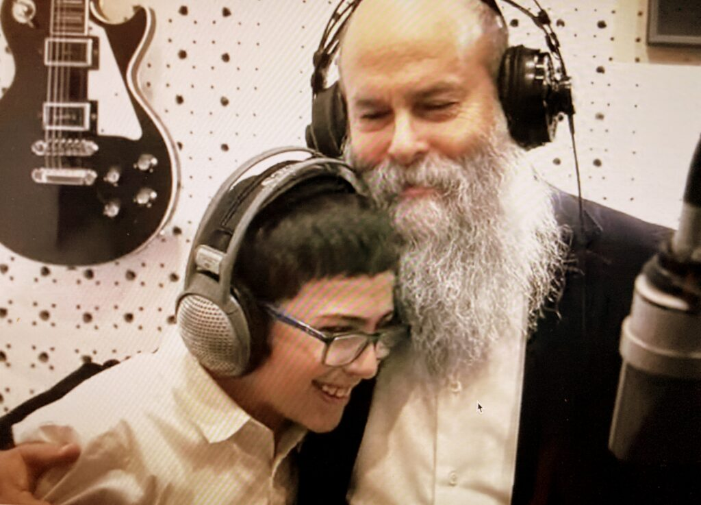 A Duet of Loving Kindness. Enduring Beauty of a Jewish Family